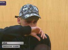 Il figlio di Gigi D'Alessio in lacrime ad Amici