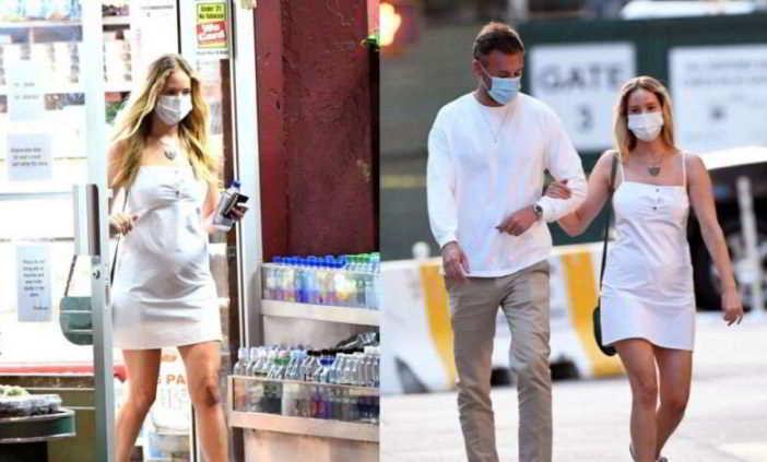 Jennifer Lawrence incinta