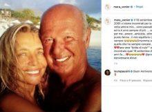 mara venier anniversario carraro instagram-2